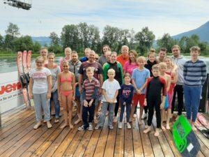 Einladung zum Vereinsausflug nach Kiefersfelden zur Wasserski- und Wakeboardseilbahn am Hödenauer See 2019