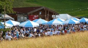 Waldfest vom Ski Club Bad Wiessee 2012