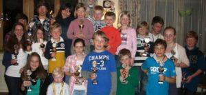 Clubmeisterschaft Winter 2012 Siegerehrung Nordisch und Alpin Wertung